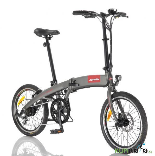 Ostalo Apollo Smart 1s E-bike