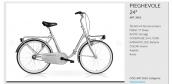 Ostalo Zložljivo kolo - SEMPION pony 24 colska kolesa proizvajalec Speedcross Italija