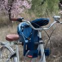 WeeRide Deluxe Denim, kolo sedež za spredaj