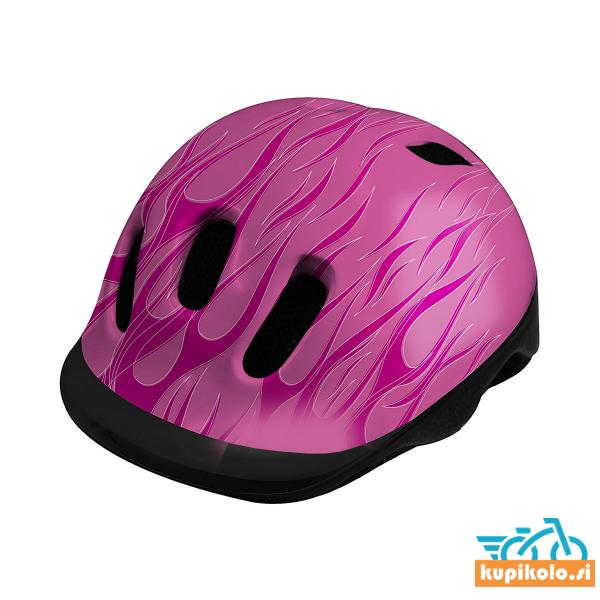 WeeRide otroška čelada, velikost XXS, modra ali roza barve