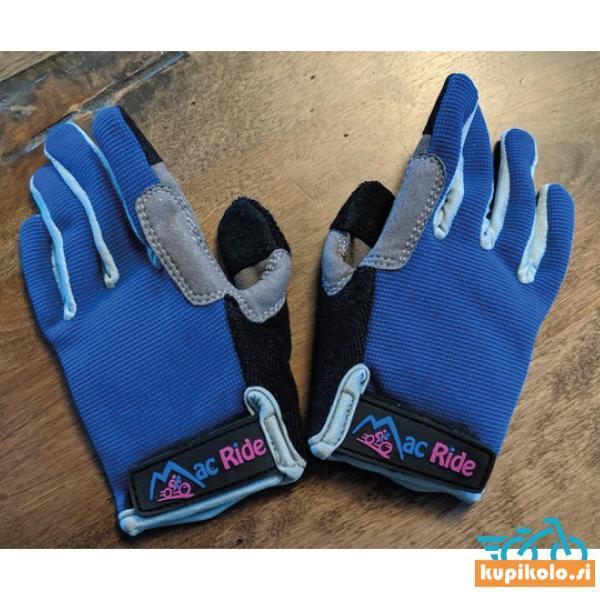 Otroške kolesarske rokavice Mac Ride