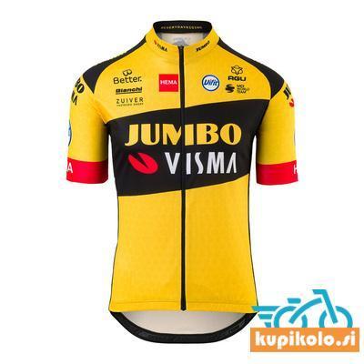 AGU Replika Dres SS Team Jumbo Visma Moški 2020