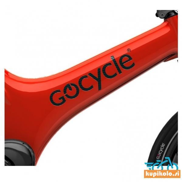 GoCycle Zložljivo kolo G3C
