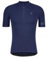 AGU Dres Solid SS Trend Men - Modra