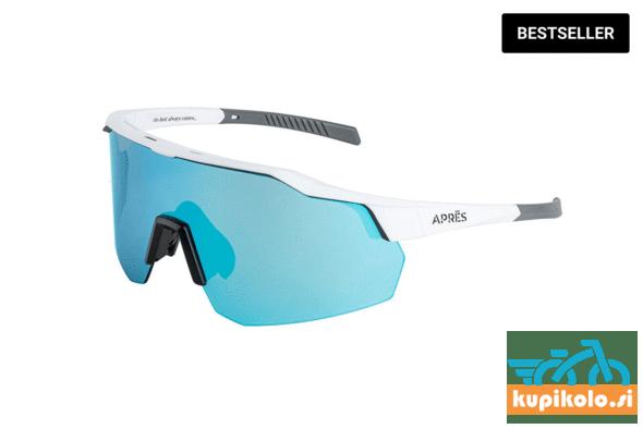 Kolesarska očala DOPERS - /sea blue/