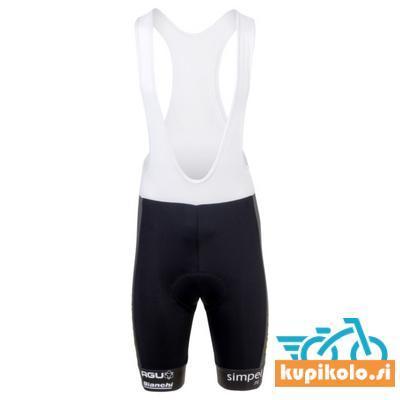 Moške kratke kolesarske hlače TEAM JUMBO-VISMA 2019