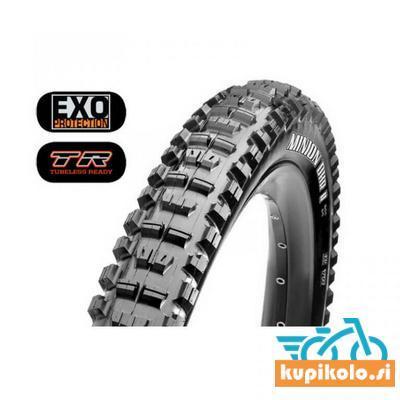 Plašč Maxxis Minion DHR II 27.5x2.4 WT EXO TR