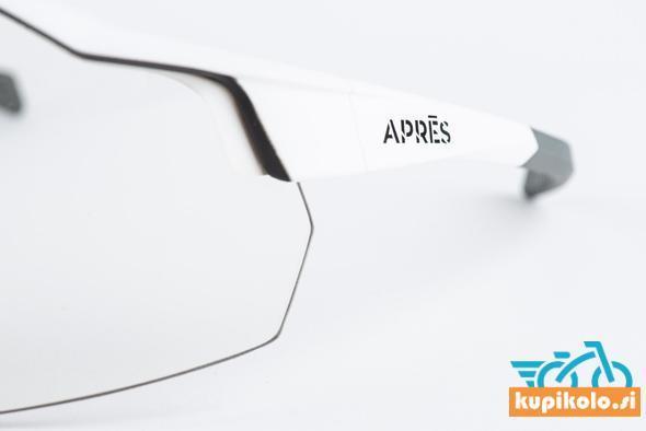 Kolesarska očala DOPERS - /transparent lens/