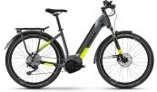 Haibike Električno kolo Haibike Trekking 6 Low step i500Wh cool grey/red 2021