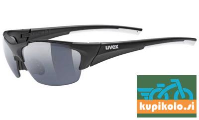 Uvex Očala Blaze III black mat