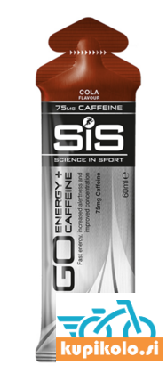 SIS GO Gel + Caffeine 60ml