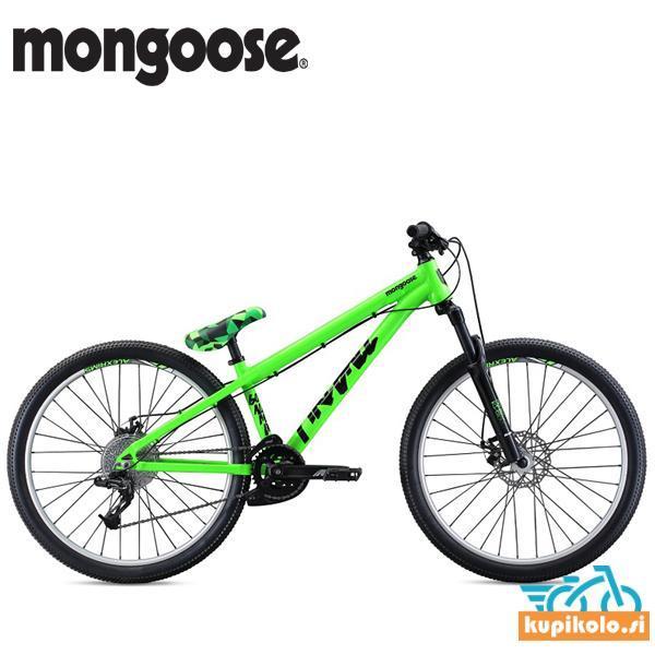 Mongoose Fireball dirt jump/pumptrack kolo
