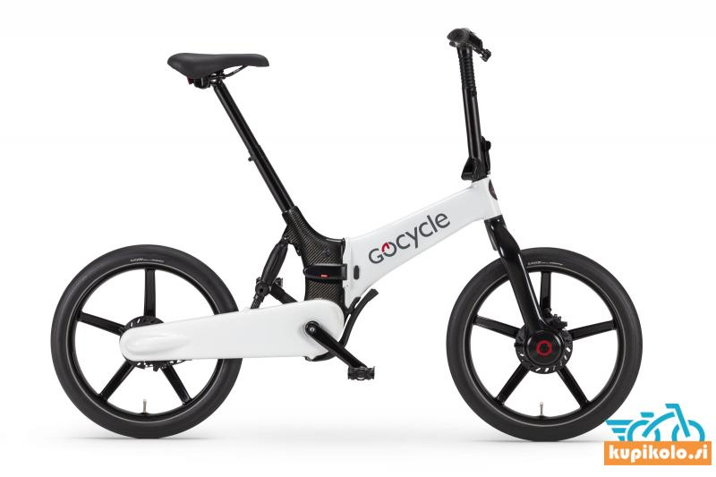 GoCycle G4i bele barve