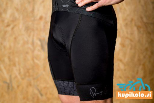 Komplet kolesarski dres in hlače Primož Roglič Memory Web