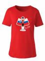 Majica Vuelta – ženska
